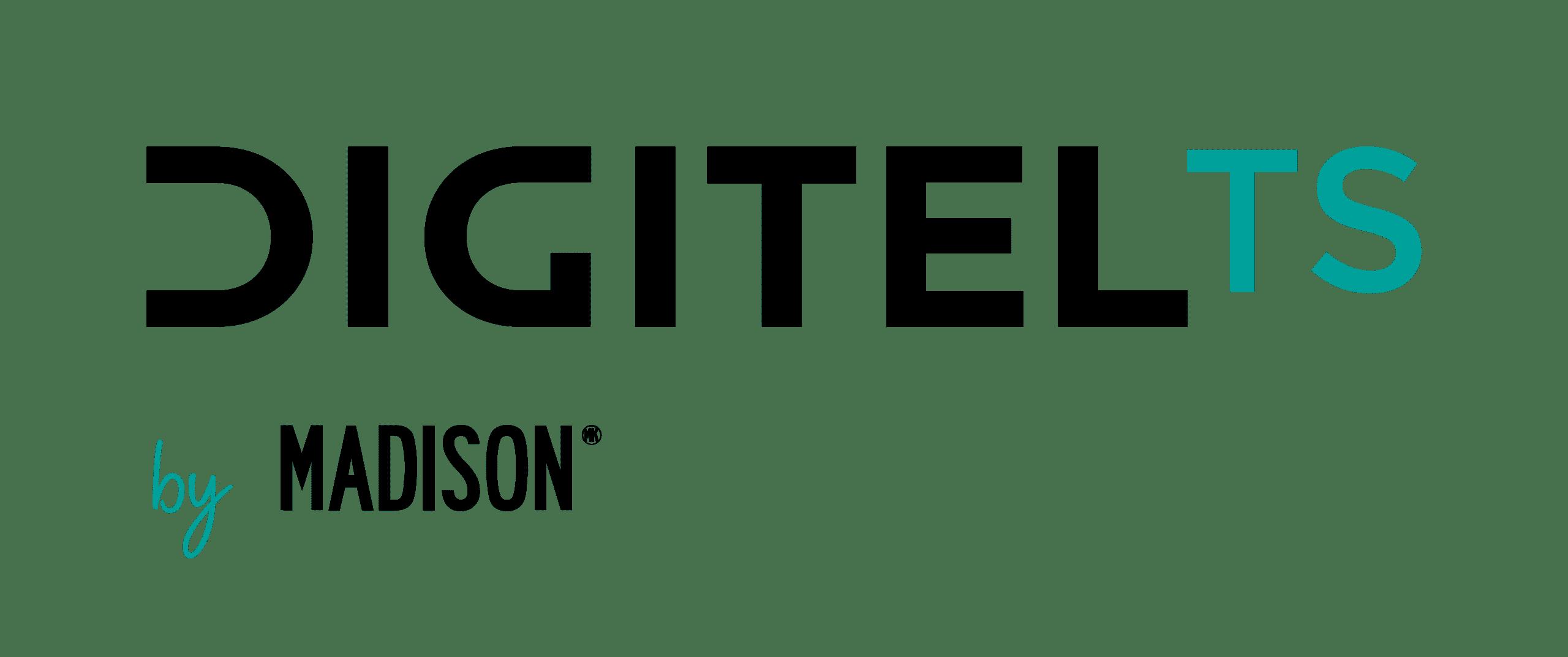 Logo Digitel by MADISON 2020